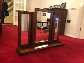 3 way table dressing mirror