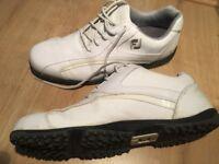 FJ Hydrolite golf shoes size 9.5