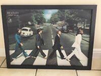 Beatles Abbey Road 3D Picture