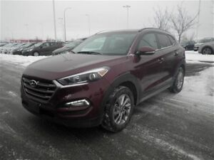 2017 Hyundai Tucson SE | Leather | Sunroof | Backup Cam