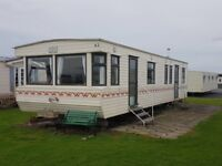 Willerby Caravan 3bed sited in Co. Down ideal Family Van on great pitch