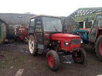 Zetor 5718 Tractor