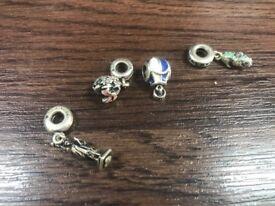 Pandora charms £22 each