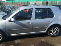 2001 vw golf gt tdi breaking all parts available