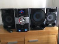 Sony hifi radio