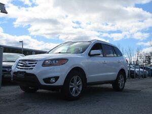 2011 Hyundai Santa Fe AWD GLS 3.3L / ACCIDENT FREE