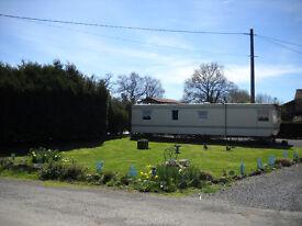 3 Bedroom 37ft x 12ft Static Caravan to let in Deux Sevres, France