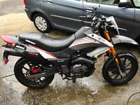Keeway TX 125cc I will swap for a 2015-16 ped