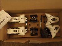 Atomic NFFG 12 B100 White Bindings (Brand New)