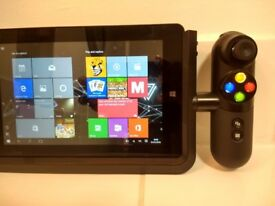 LINX VISION 8 gaming tablet, pc and Xbox