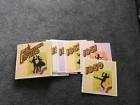 Fabulous 50s 10 vinyl set