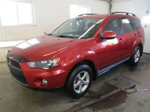 2010 Mitsubishi Outlander LS/4X4/AIR/BLUETOOTH/AUTOMATIQUE