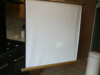 Projector screen in very good condition