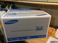 Samsung HT-F4500 3D blueray surround sound system.
