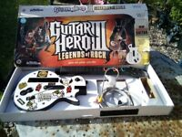 Nintendo Wii Guitar Hero III - No Game