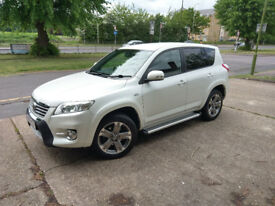 Toyota Rav4 D-Cat SR, Automatic, fully loaded, keyless go/entry, immaculate example