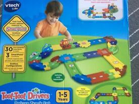 VTech toot toot driver track