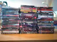 67 Horror movies dvds