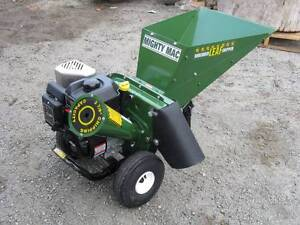 CLEARANCE Chipper / Mulcher by Mighty Mac GR8 for domestic yards Eden Hill Bassendean Area Preview
