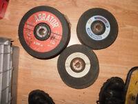 Concrete cutting discs 7in (NOS)