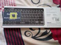 Wireless Bluetooth KeyBoard (Brand New in a Box)