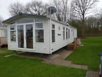 BEAUTIFUL STATIC CARAVAN FOR SALE NR CASTLE HOWARD - 12 MONTH PARK