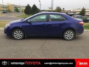 2014 Toyota Corolla - TEXT 403-393-1123 for more info!