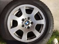 "BMW E60/E61 5 Series 16"" Alloy Wheels Set of 4"