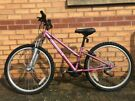 Apollo Vivid girls mountain bike (to suit approx. 7-12 year olds)