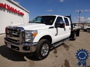 2016 Ford Super Duty F-350 SRW XLT Crew Cab 4x4 - 45,282 KMs