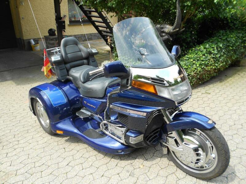 honda goldwing trike 1500 in rheinland pfalz monreal. Black Bedroom Furniture Sets. Home Design Ideas