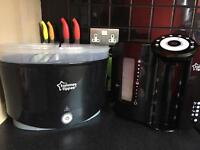 Perfect Prep & Electric Steriliser