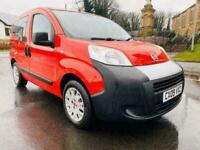 2009 FAIT QUBO ACTIVE 1.4 PETROL ONLY 48,000 MILES FULL SERVICE HISTORY EXCELLENT CONDITION