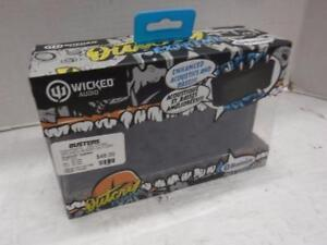 Wicked Audio Bluetooth Speaker. We Buy and Sell Used Audio Equipment and Electronics. 115194*