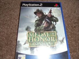 Medal of Honour Frontline