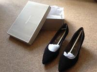 Tamaris classic heels - black (UK 7)