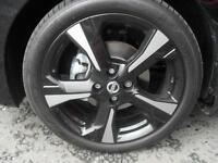 Nissan Micra IG-T TEKNA (black) 2017-03-09