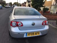 Volkswagen Passat 2.0 TDI silver with full VW service history, MOT until 31 May