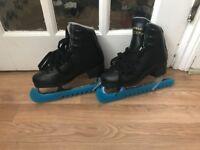 Ice skates (juniors) - Graf - size 34