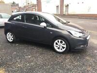 Vauxhall Corsa, 65 plate, low mileage, 1.2 petrol , good condition