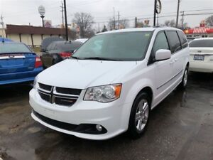 2016 Dodge Grand Caravan Crew- REAR AIR & HEAT, ROOF RACK