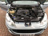 2005 Peugeot 407 2.0 HDi SE 4dr Automatic @07445775115
