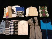 Boy's clothes bundle age 6-7
