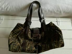 Genuine Fendi handbag