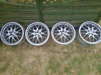 BBS alloys wheels good excellent condition