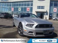 2014 Ford Mustang GT LEATHER CLEAN CARPROOF BREMBO BRAKES