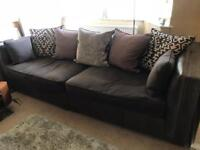 Sofology sofa 4 seater and chair
