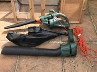 black and decker gw250 leaf vac and blower