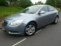 VAUXHALL INSIGNIA 1.8i EXCLUSIVE 2009 09'REG #VECTRA#ASTRA#CHEAP TAX+INS#