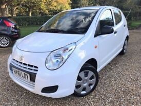 2011 Suzuki Alto *Watch Video* £20 Tax Full Suzuki Service History Long MOT NO advisories HPi Clear